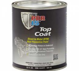 Chevy Truck - POR-15 Top Coat Paint, Quart, Assorted Colors