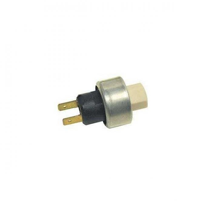 Chevelle Air Conditioning Compressor System Mounted Switch, High Pressure Cycling R134A 1980-1983
