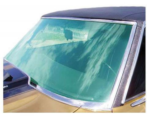 Chevelle Windshield, 2-Door Coupe, 1968-1972