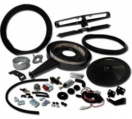Chevelle Cowl Induction System, 1970-1972