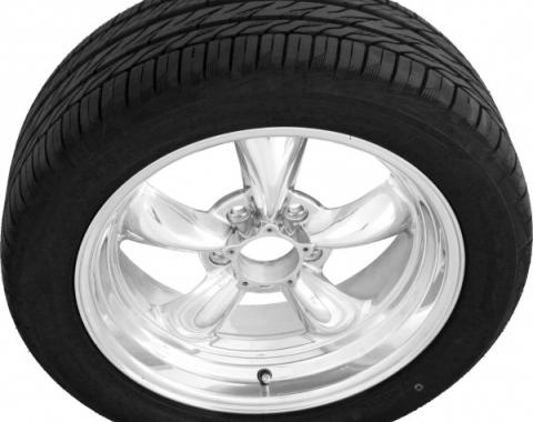 """Torq Thrust II PVD 17"""" Wheels & Nitto Movito Tires, Mounted & Balanced Package"""