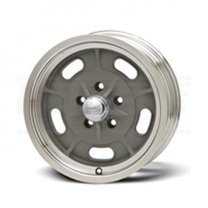 Igniter Grey Wheel, 15x8, 5x4 3/4 Pattern, 1959-1987