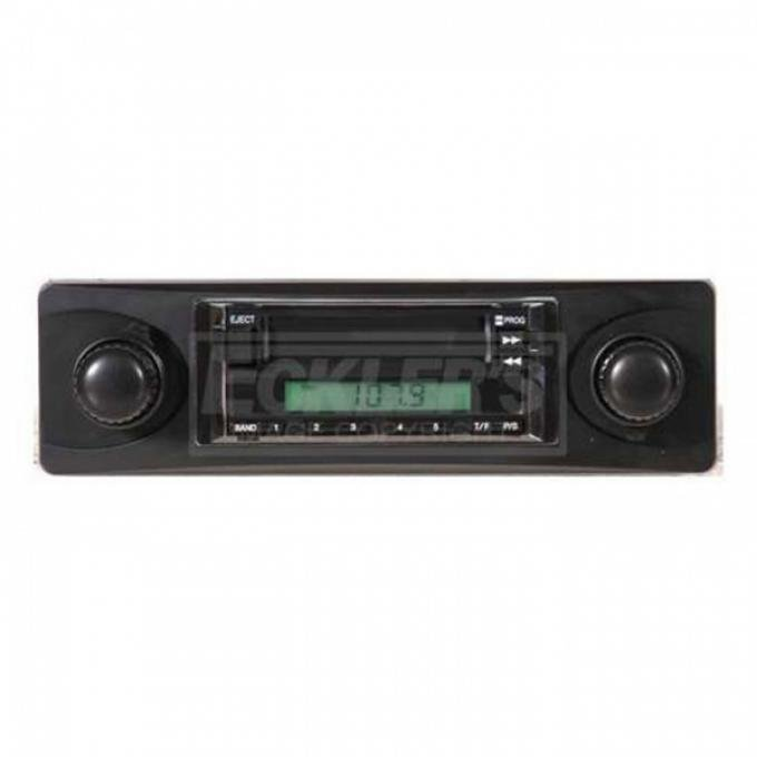 Chevelle Ken Harrison KHE-100 Series Stereo With Black Face, 200 Watt, 1966-1967