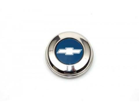 Chevelle Super Sport Wheel Center Cap, With Bowtie, 1971-1972