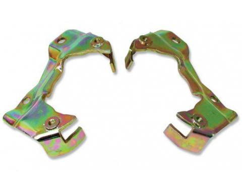 Chevelle Disc Brake Caliper Mounting Brackets, Front, 1964-1972