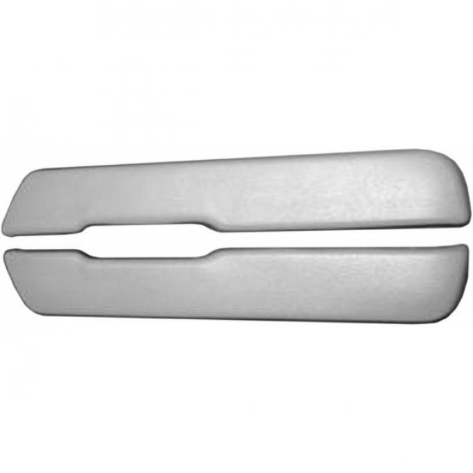 PUI Front Arm Rest Pads, Coupe/Convertible ARP8
