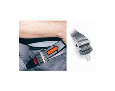 CG-Lock Seat Belt Lock
