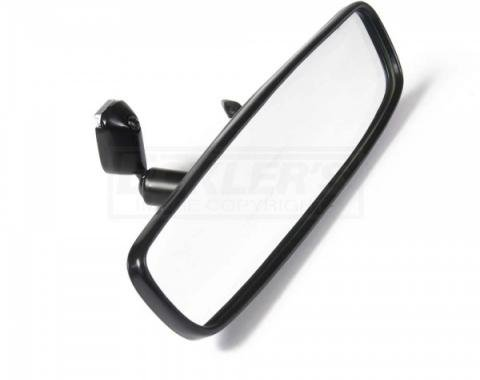 El Camino 10 Inner Rearview Mirror, Black, 1978-1983