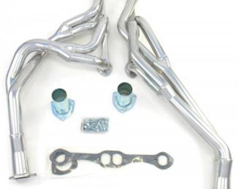 El Camino Exhaust Headers, Small Block, For Cars With Automatic Or Manual Transmission & Without Power Steering, 1964-1967
