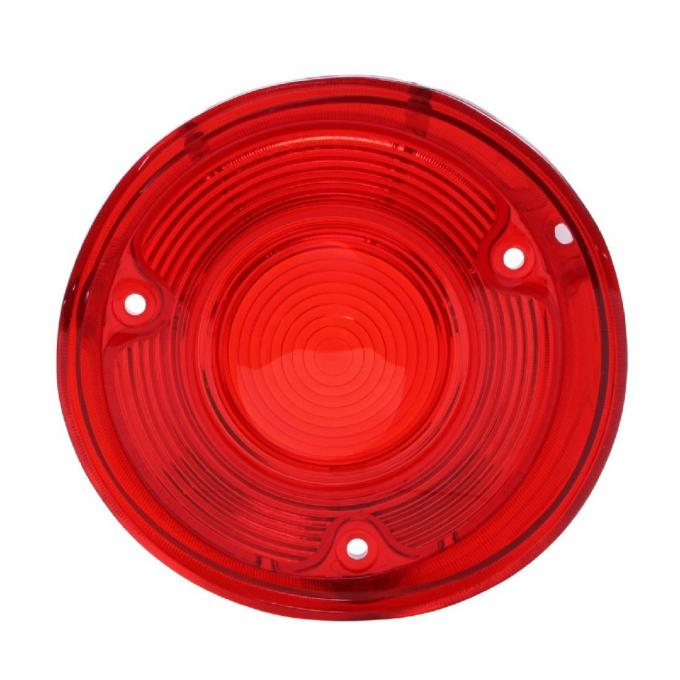 Trim Parts 72 Chevelle Passenger Side Tail Light Lens without Trim, Each A4405