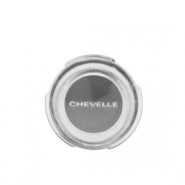 Trim Parts 67 Chevelle Horn Button Emblem, Chevelle, Each 4460
