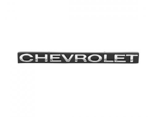 Trim Parts 71-72 El Camino Grille Emblem, Chevrolet, Each 4861