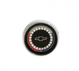 Trim Parts 65 Full-Size Chevrolet, Chevelle, Corvair, and El Camino Wood Wheel Horn Button Assembly, Each 4200