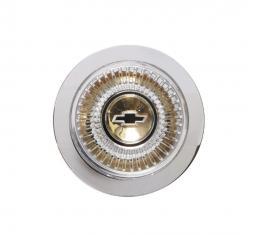 Trim Parts 64 Chevelle Horn Button Assembly, Standard Wheel, Each 4001