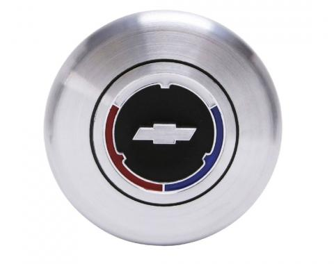 Trim Parts 67-69 Full-Size Chevrolet Wood Wheel Horn Button Assembly, Each 6720