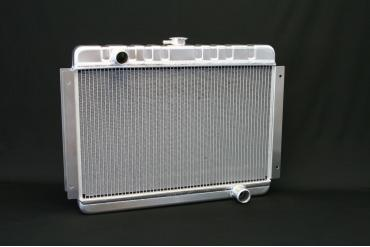 DeWitts 1966-1967 Chevrolet Chevelle Direct Fit Radiator HP, Manual 32-1149002M