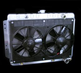 DeWitts 1964-1965 Chevrolet Chevelle Radiator Fan Combo, Automatic 32-4139001A