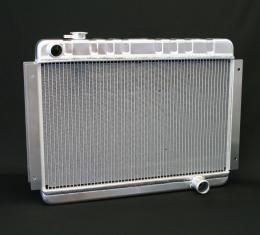 DeWitts 1966-1967 Chevrolet Chevelle Direct Fit Radiator, Manual 32-1139002M