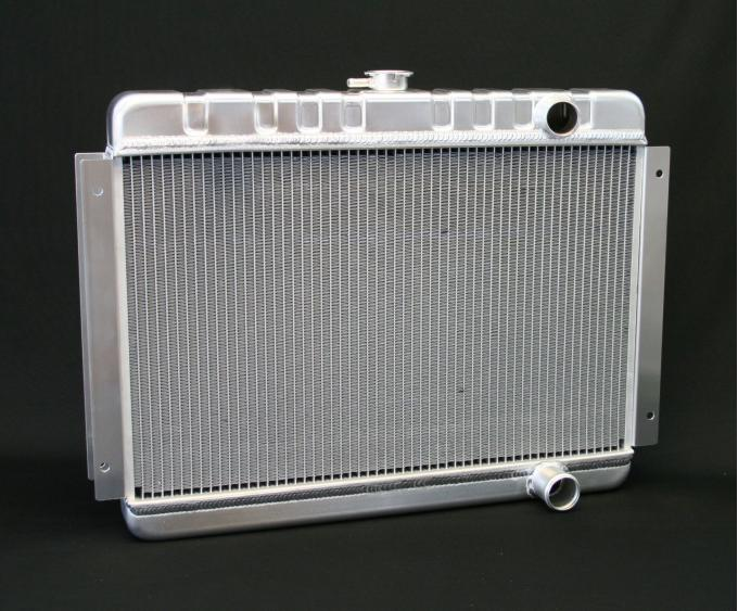 DeWitts 1964-1965 Chevrolet Chevelle Direct Fit Radiator HP, Manual 32-1149001M