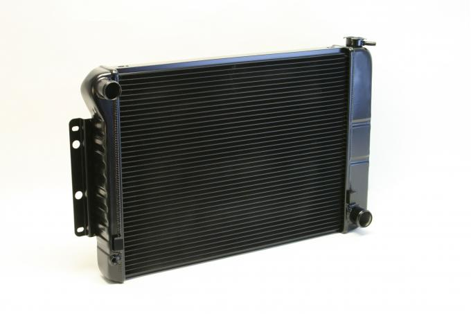 DeWitts 1973 Chevrolet Chevelle Direct Fit Radiator Black, Automatic 32-1249022M