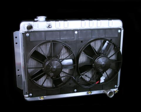 DeWitts 1966-1967 Chevrolet Chevelle Radiator Fan Combo, Automatic 32-4139002A