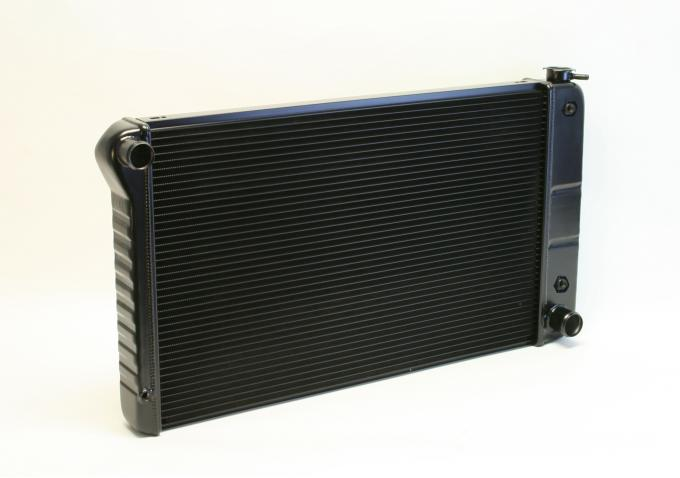 DeWitts 1968-1972 Chevrolet Chevelle Direct Fit Radiator Black, Automatic 32-1239003A