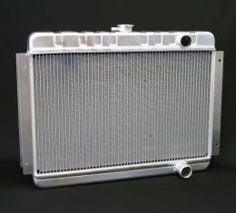 DeWitts 1964-1965 Chevrolet Chevelle Direct Fit Radiator, Manual 32-1139001M