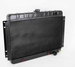 DeWitts 1964-1965 Chevrolet Chevelle Direct Fit Radiator Black, Automatic 32-1239001A