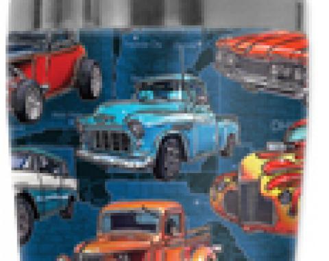 Mugzie Cocktail Shaker, Hot Or Cold, Hot Rod Trucks