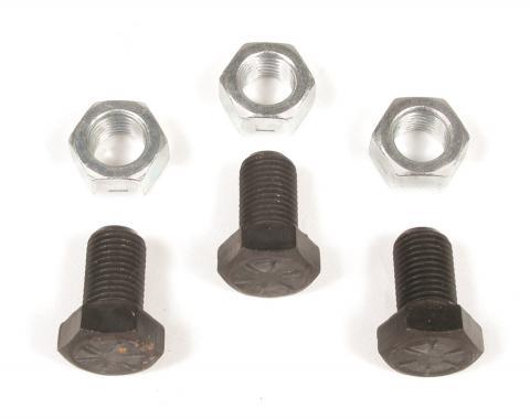 Mr. Gasket Torque Converter To Flex Plate Bolts 6716
