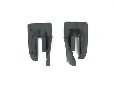 Precision U Jamb Door Lock Pillar Weatherstrip Seals, 2 Piece Kit DLP 1710 68