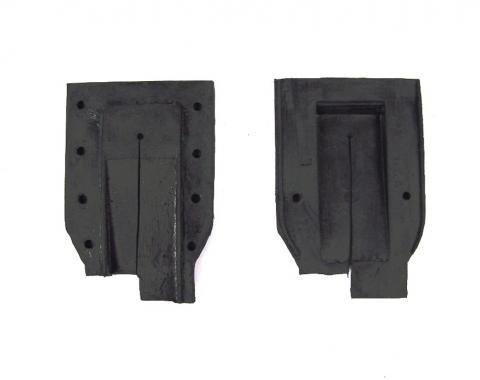 Precision U Jamb Door Lock Pillar Weatherstrip Seals, 2 Piece Kit DLP 1710 66