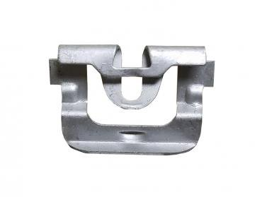Windshield Reveal Moulding Clip GM 1970-On 9854717