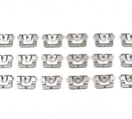 Precision Molding Clip Kit, Rear Window, 18 Piece Set PCK-3992-68