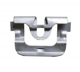 Precision Metal Stamped Molding Clip 10631