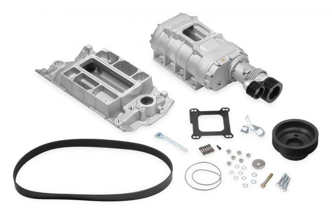 Weiand Pro-Street SuperCharger Kit 6505-1