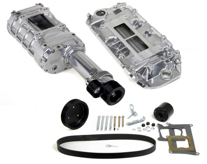 Weiand Pro-Street SuperCharger Kit 7751-1