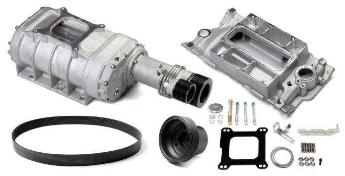Weiand Pro-Street SuperCharger Kit 6512-1