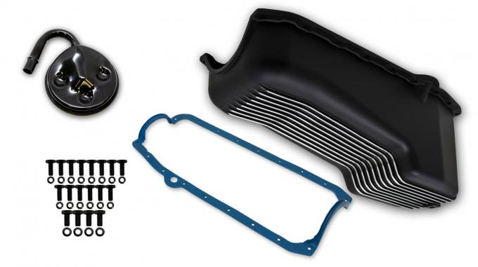 Weiand Engine Oil Pan Kit 6000FWND