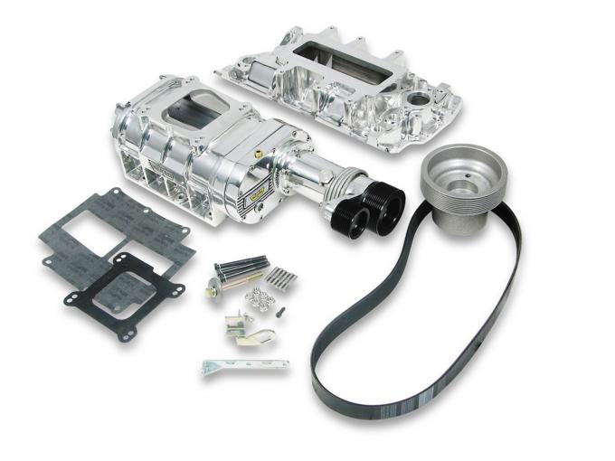 Weiand Pro-Street SuperCharger Kit 6513-1