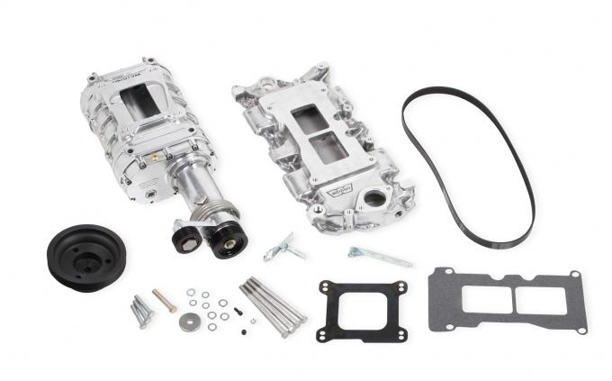 Weiand Pro-Street SuperCharger Kit 6508-1
