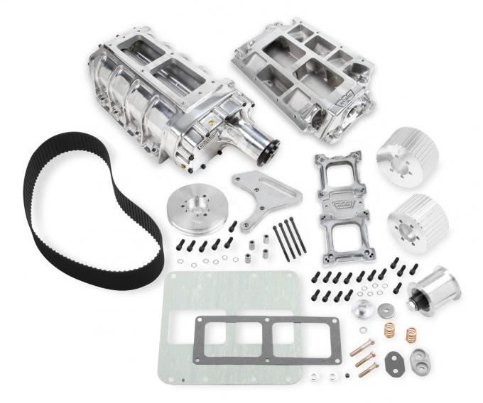Weiand Pro-Street SuperCharger Kit 7583P