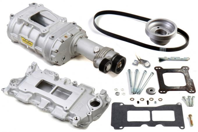 Weiand Pro-Street SuperCharger Kit 6503-1