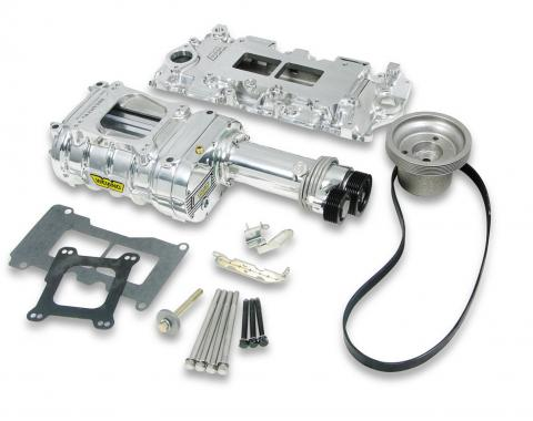Weiand Pro-Street SuperCharger Kit 6510-1