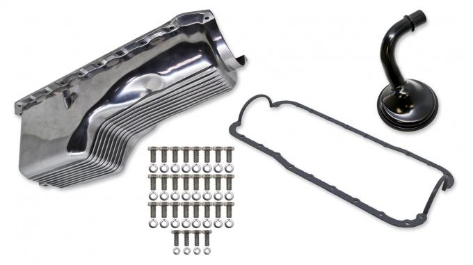 Weiand Engine Oil Pan Kit 6532FWND