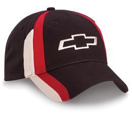 Tri-Colour Chevy Cap