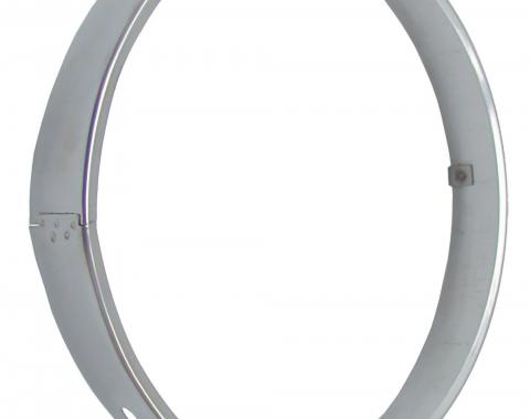 Camaro Headlight Retaining Ring, 1967-1975