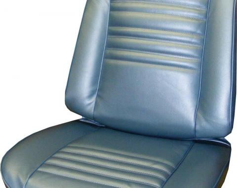 PUI Bucket Front Seat Covers 67ASU