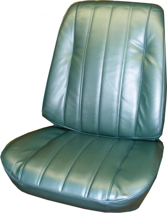 PUI Bucket Front Seat Covers 66ASU