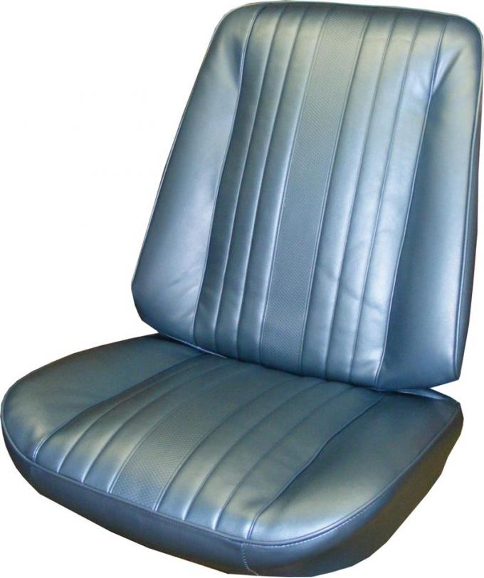PUI Standard Bucket Front Seat Covers 69ASU
